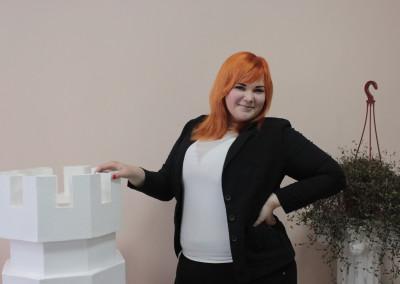 Гаврикова Валерия Сергеевна