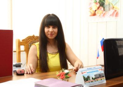 Губина Юлия Александровна