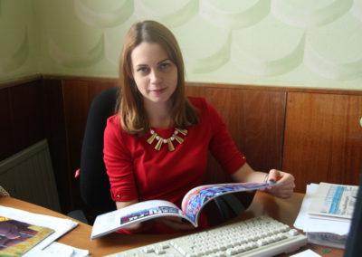 Рачковская Оксана Сергеевна