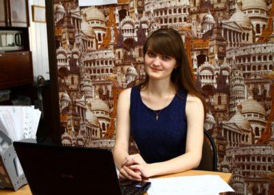 Масалова Анастасия Владимировна