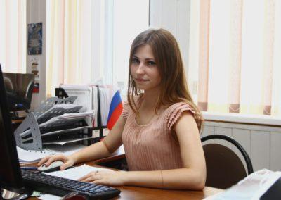 Муравьева Дарья Сергеевна