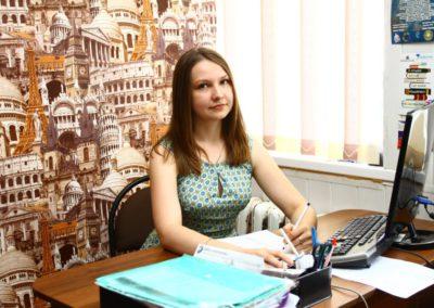 Струкова Елена Сергеевна