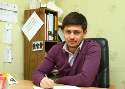 Мехович Евгений Валерьевич