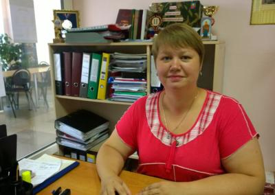 Филимоненко Олеся Сергеевна