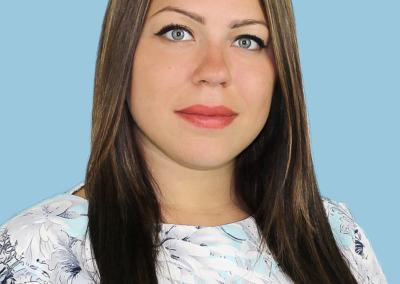 Гусейнова Виктория Сергеевна