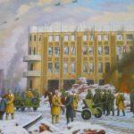 Сегодня — 74-я годовщина освобождения города Армавира