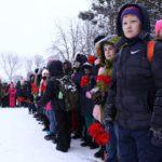 Кросс-поход по следам партизанского отряда