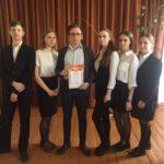 Турнир эрудитов выиграла команда школы №19