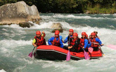 Школа подготовки туриста-водника