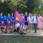 «Эко-поезд волонтёров мира!»: Армавир — Успенскому району