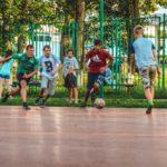 Летний турнир по футболу