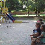 Армавирские подростки отметили День парашютиста