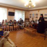 Молодежь на православной фотовыставке