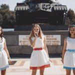 Торжественное открытие обновленной площади им. 40-летия Победы
