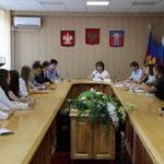 Заседание ученического и студенческого Советов — первое после каникул