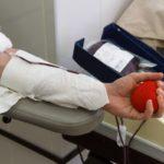 Капля крови ради жизни