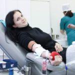 Мы сдали кровь и спасли жизни!