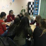 Армавирские волонтёры учатся!