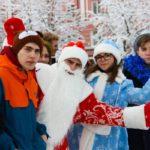 Нашествие чуда: Деды Морозы в городе!