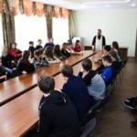 Армавирская молодёжь стала участниками акции «Молодёжное кино»