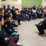 Армавирская молодёжь встретилась с ветеранами Афганистана