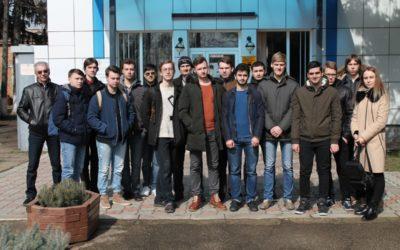 Армавирские студенты побывали на экскурсии на АЭМЗ, филиал ОАО «ЭЛТЕЗА»