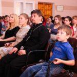 Армавирская молодёжь встретила православный праздник Вознесение Господне