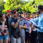 Работники молодёжных бригад отметили День России на Родине!!!