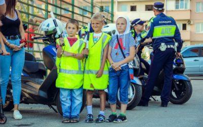 Марафон детской дорожной безопасности