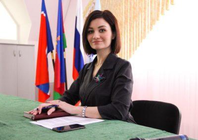 Бабаева Мария Олеговна