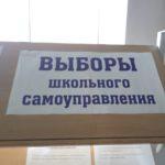 15 октября — Выборы!!!