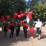 Акция в рамках празднования Дня Сердца прошла в Армавире