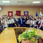 Новые лидеры ученического Совета
