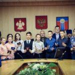 Акция «Мы граждане России»