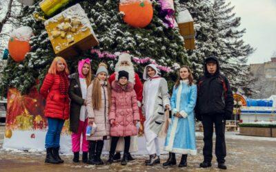 Дед Мороз для всех