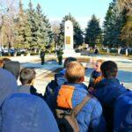 Армавирская молодёжь побывала на экскурсии по историческим местам города