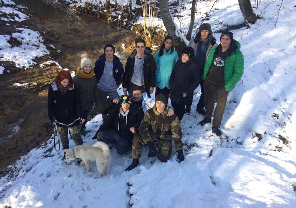 Экскурсия в горы