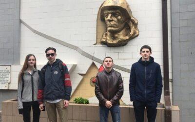 Квест-поход «Героям посвящается»