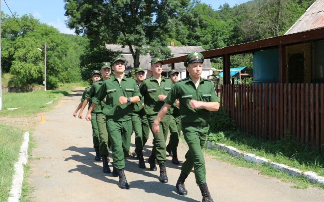 Армавирцы стали «серебряными» призёрами краевой игры «Марш Бросок»