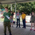 Юных туристов обучили искусству топографии