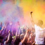 Фестиваль красок ColorFest в Армавире