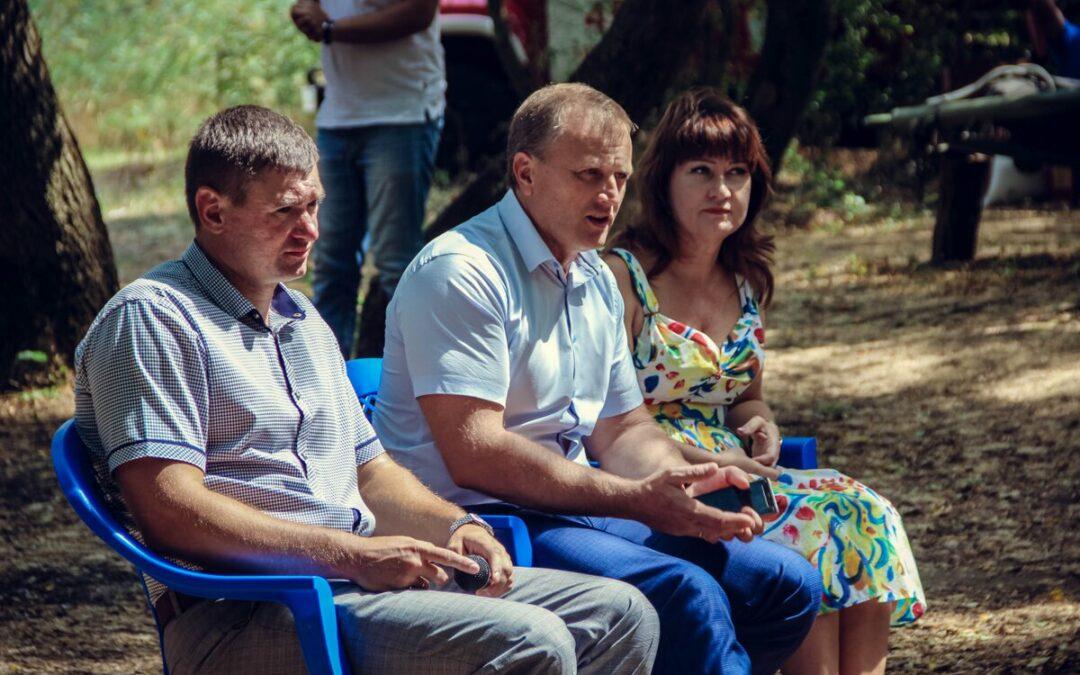 Патриоты Кубани: власть и молодёжь
