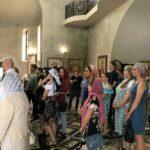 Армавирская молодёжь отметила 1100-летие Святой Равноапостольной великой Княгини Российской Ольги