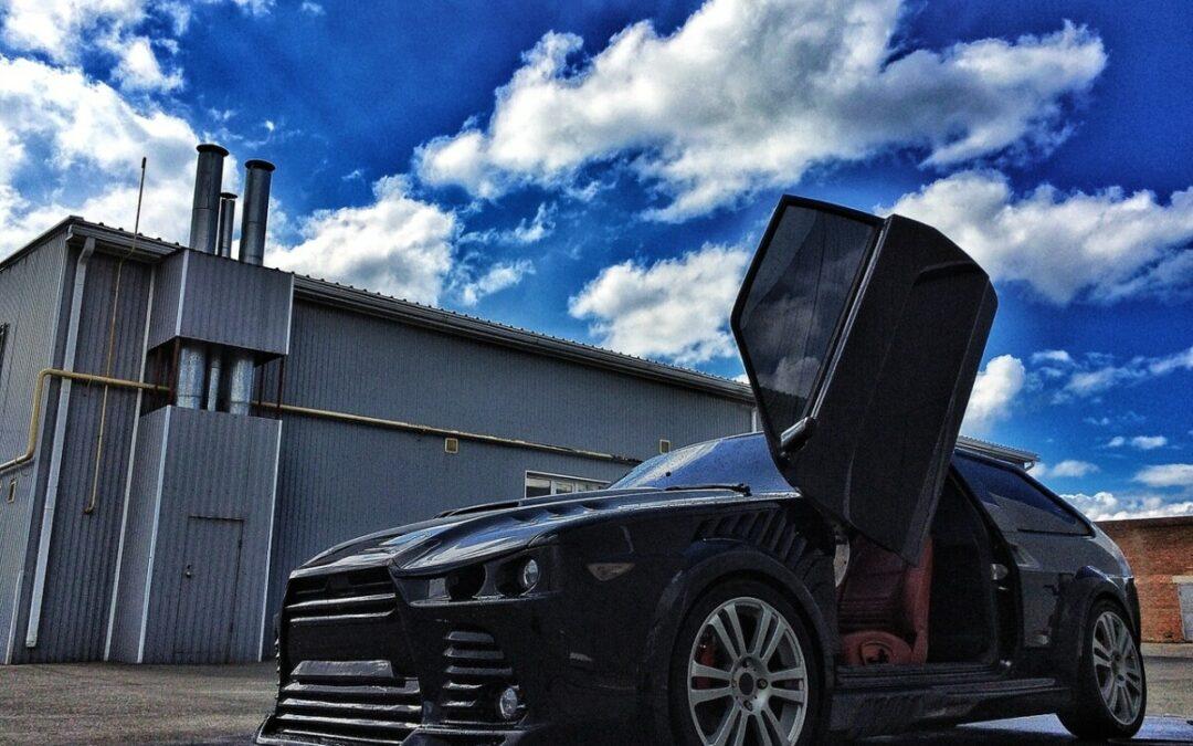 Выставка автомобилей «АВТОМОТОМОДА» в честь 180-летия Армавира!