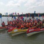Армавирская молодёжь побывала в водном походе
