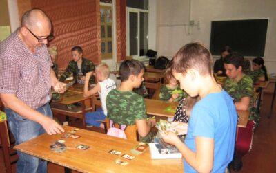 В Армавире проходит проект «Воспитание игрой»