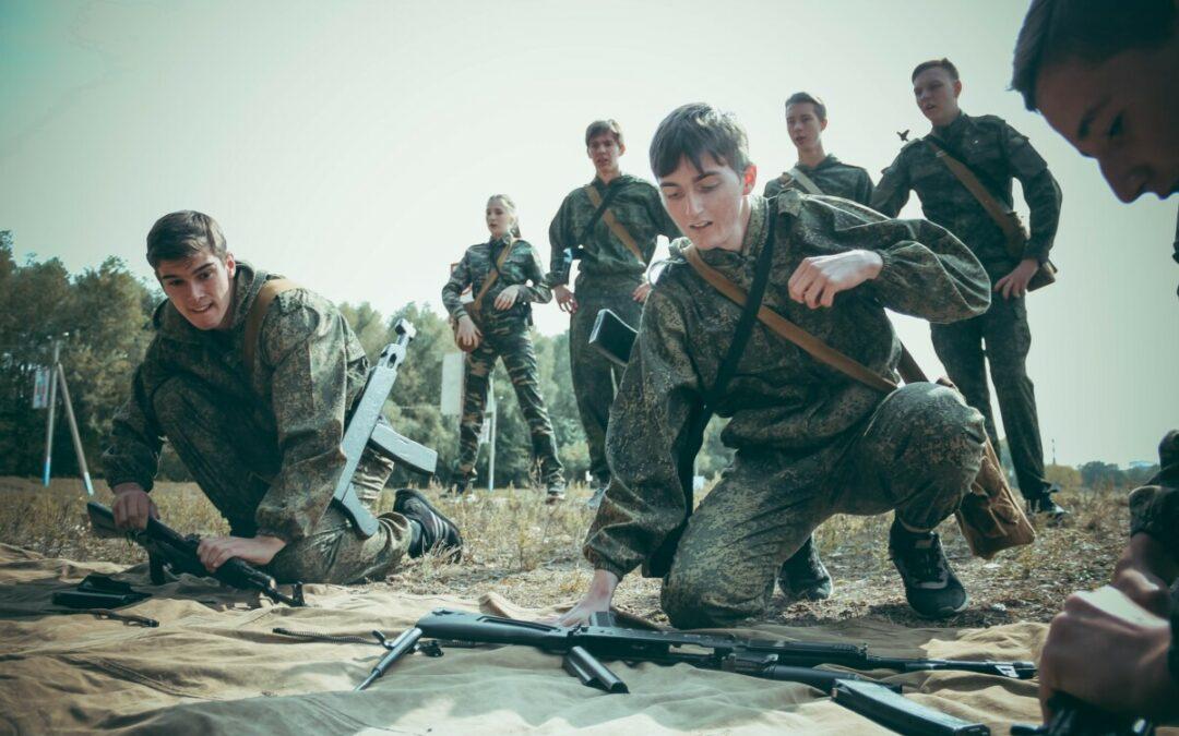 В Армавире прошёл зональный этап «К защите Родины готов»