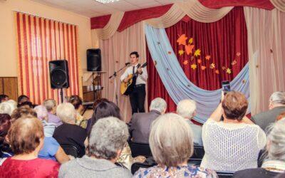 Концерт в Совете ветеранов