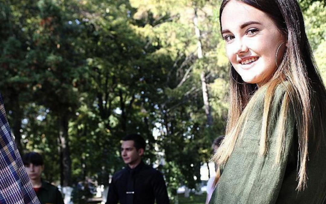 Армавир посетила делегация Русской культуры «Покров» молодёжного движения Астраханской Епархии