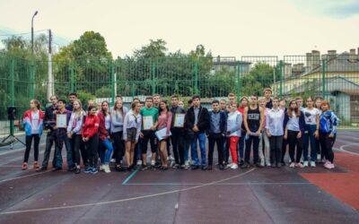 Спортивный этап фестиваля клубов по месту жительства «КлубоГрад»